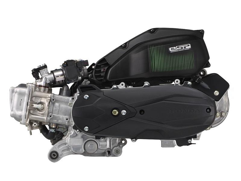 4esp engine 021 Fitur All New Vario Techno 150