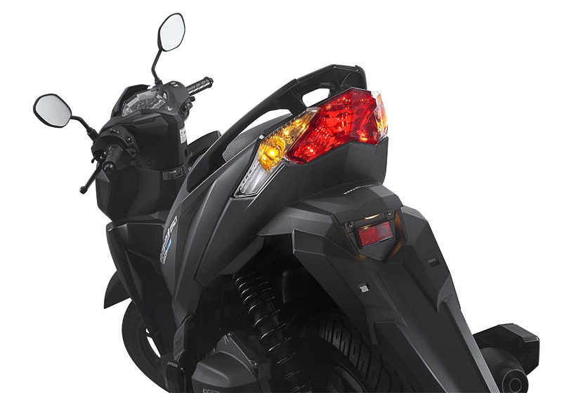9tail light Fitur All New Vario Techno 150