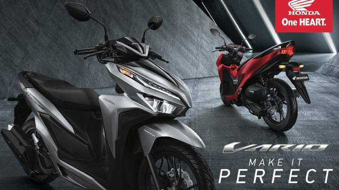 All New Honda Vario