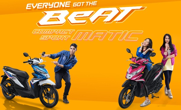 honda beat 2 Home