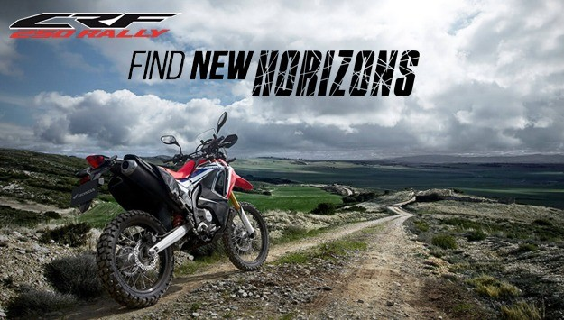honda crf 250 rally Home