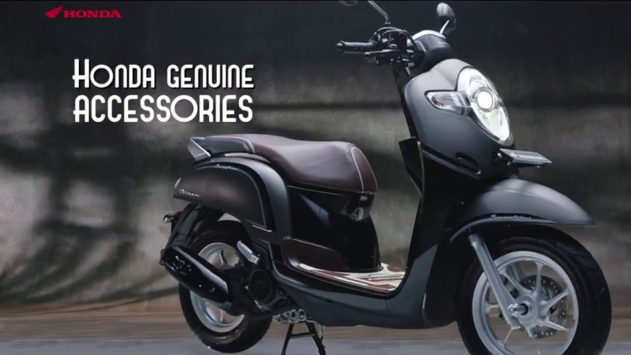 new honda scoopy Home
