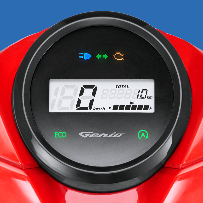 panel speedometer Honda Genio