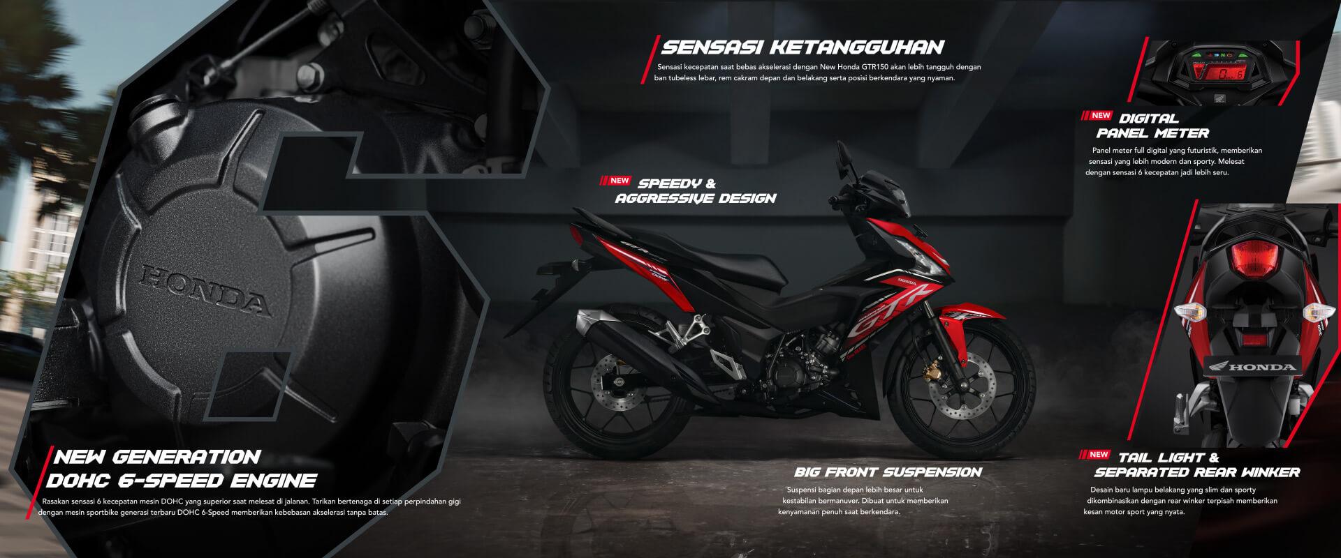 produk performa 11 24 09 2019 New Supra GTR 150