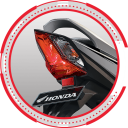 tail light sonic 128x128 Fitur Sonic 150