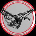 truss new cb150r 128x128 Fitur New CB150R