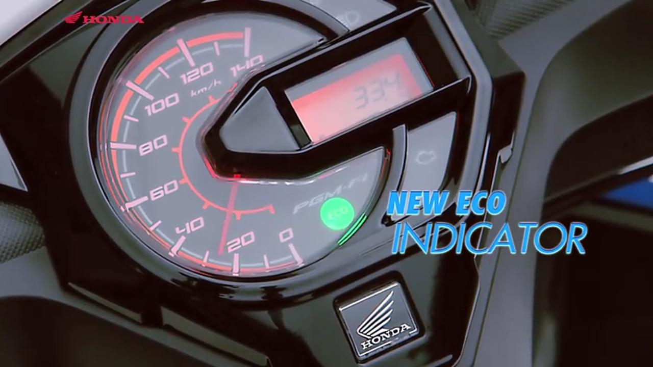 Fitur Baru All New Honda Beat 2016